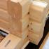 Замена нижних венцов дома. Причины, ремонт, материалы.