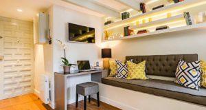 Правила дизайна маленькой квартиры